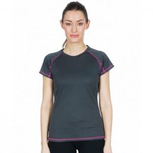 Koszulka sportowa damska VIKTORIA TP50 TRESPASS Carbon
