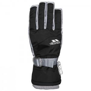 Rękawice narciarskie dziecięce VIZZA II TP75 TRESPASS Black