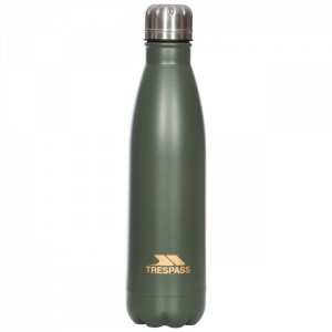 TERMOS BUTELKA CADDO 500ml OLIVE TRESPASS