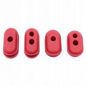 Zaślepki przewodów komplet 4 szt. do Xiaomi M187 / M365 / M365 PRO