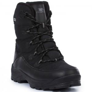 Buty śniegowce męskie ZOTOS TRESPASS Black