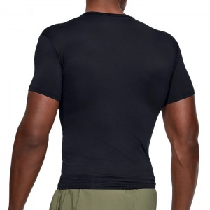 Koszulka kompresyjna męska UA TACTICAL HG 1216007-001 UNDER ARMOUR