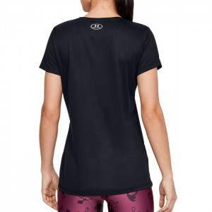 Koszulka techniczna damska UA Tech SSV-Solid 1255839-002 UNDER ARMOUR