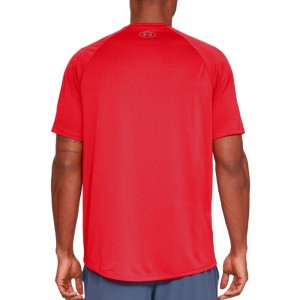 Koszulka techniczna męska UA Tech 2.0 SS 1326413-600 UNDER ARMOUR