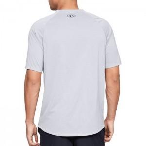Koszulka techniczna męska UA TECH 2.0 SS NOVELTY 1345317-014 UNDER ARMOUR
