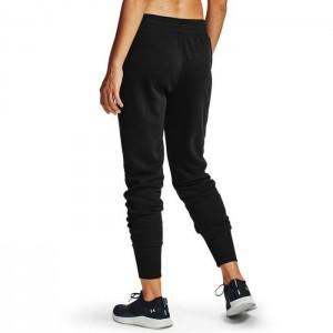Spodnie dresowe damskie RIVAL FLEECE JOGGERS 1356416-001 UNDER ARMOUR