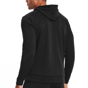 Bluza z kapturem męska ARMOUR FLEECE HOODIE 1357087-001 UNDER ARMOUR