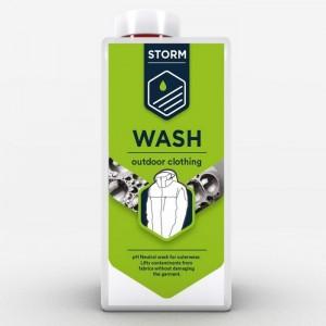 ŚRODEK CZYSZCZĄCY PŁYN DO ODZIEŻY WASH OUTDOOR CLOTHING 1L S41103 STORM