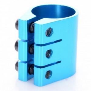 ZACISK NA KIEROWNICĘ DO HULAJNOGI XBD, WEL 36mm BLUE TEMPISH