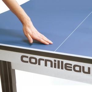 STÓŁ TENISOWY DO PING PONGA COMPETITION 740 ITTF NIEBIESKI CORNILLEAU