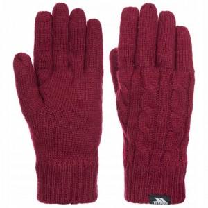 Rękawice zimowe damskie SUTELLA TRESPASS Burgundy