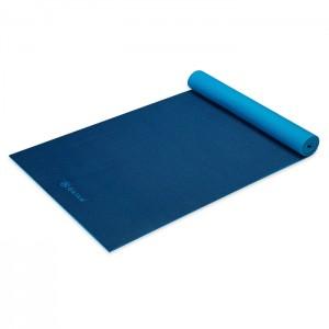 Mata do jogi dwustronna NAVY & BLUE 6mm 61698 GAIAM