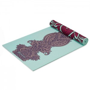 Mata do jogi dwustronna ZARA ROUGE 6mm 63368 GAIAM