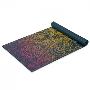 Mata do jogi VIVID ZEST 4mm 63414 GAIAM