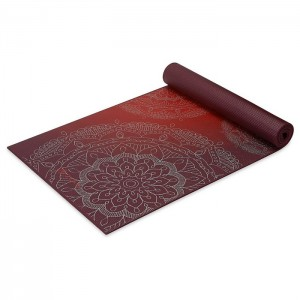 Mata do jogi METTALIC SUN 6mm 63417 GAIAM