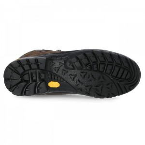 Buty trekkingowe męskie Vibram LOCHLYN TRESPASS Dark Brown