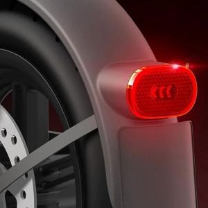 Światło tylne LED do Xiaomi PRO 2 / 1S / Essential