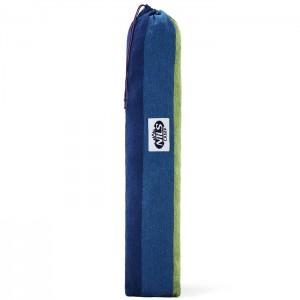 Hamak z drewnianą belką 70cm NC9001 200x100cm NILS CAMP