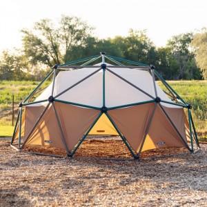 Plac zabaw kopuła z namiotem GEODOME 90612 LIFETIME