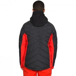 Kurtka narciarska męska ABBOTSBURY TP50 TRESPASS Black
