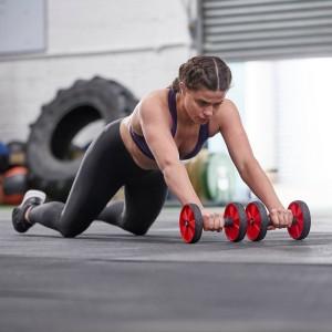 Wałki fitness (2 szt.) ADAC-11604 ADIDAS