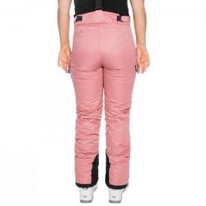 Spodnie narciarskie damskie ADMIRATION TP50 TRESPASS Dusty Rose