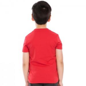 Koszulka dziecięca AWESTRUCK TP50 TRESPASS Red