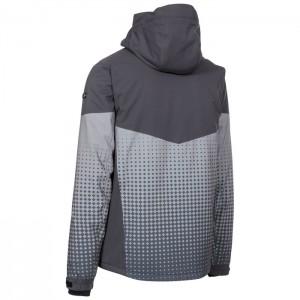 Kurtka narciarska męska BERT TP75 TRESPASS Dark Grey