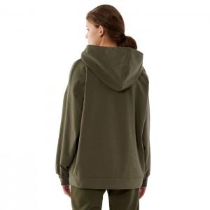 Bluza z kapturem damska HOL21-BLD628 44S OUTHORN