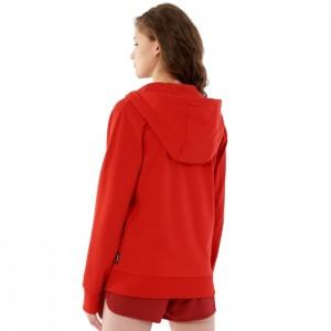 Bluza z kapturem damska HOL21-BLD601 62S OUTHORN