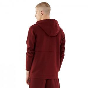 Bluza z kapturem męska HOL21-BLM627 60S OUTHORN