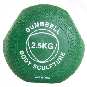 HANTEL NEOPRENOWY BW 131 2,5kg BODY SCULPTURE