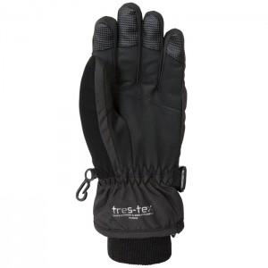 Rękawice narciarskie dziecięce ERGON II TP75 TRESPASS Black