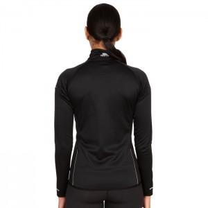 Bluza treningowa damska EVIE TP75 TRESPASS Black