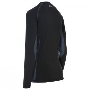 Koszulka termoaktywna damska EXPLOIT TP75 TRESPASS Black