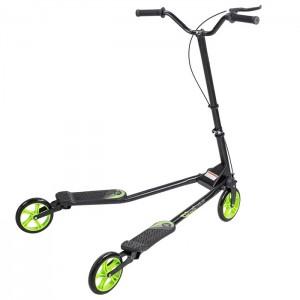Hulajnoga fliker FL180 180mm NILS EXTREME Black-Green