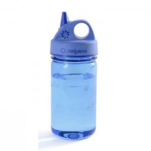 Butelka na napoje 300ml GRIP-N-GULP KIDS 2182 NALGENE Blue 3D