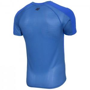 Koszulka treningowa męska H4L20-TSMF014 36S 4F