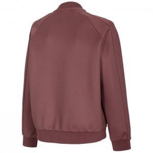 Bluza bez kaptura damska H4L21-BLD021 60S 4F