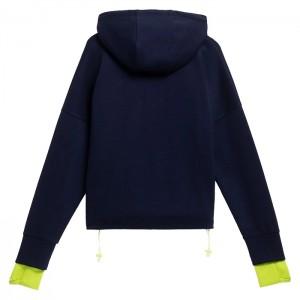 Bluza z kapturem damska H4L21-BLD025 31S 4F
