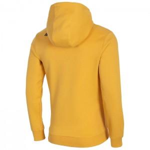 Bluza z kapturem męska H4L21-BLM010 73S 4F