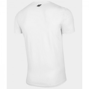 Koszulka męska H4L21-TSM023 10S 4F