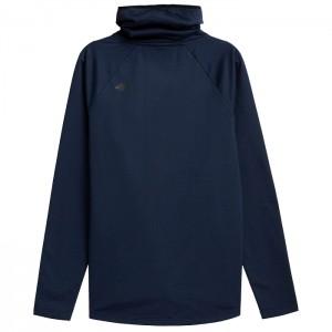 Koszulka termoaktywna z półkominiarką męska H4Z21-BIMD031 31S 4F
