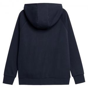 Bluza z kapturem damska H4Z21-BLD026 30S 4F