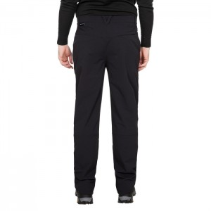 Spodnie trekkingowe streczowe męskie HADES DLX Black