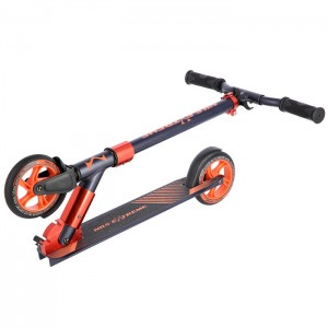 Hulajnoga rekreacyjna HD145 145mm NILS EXTREME Graphite Orange