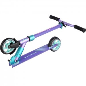 Hulajnoga rekreacyjna HD145 145mm NILS EXTREME Purple Mint