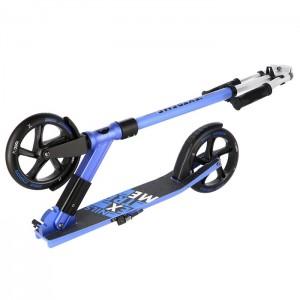 Hulajnoga rekreacyjna składana HM205 NILS EXTREME Blue