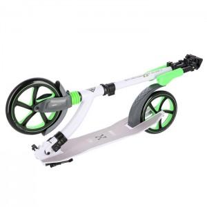 Hulajnoga rekreacyjna HM228 230/200mm NILS EXTREME Green