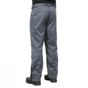 Spodnie trekkingowe softshell męskie HOLLOWAY DLX TRESPASS Carbon